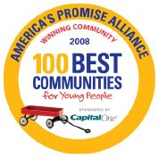 100 Best Communities for Young People 2008