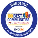 100 Best Communities for Young People 2011