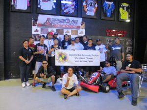 Podlium Raceway Group Aug 2014