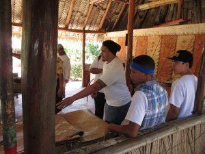 Polynesian Cultural Center April 2014