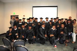 Graduation Group 2013