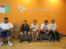 University of Phoenix Visit
